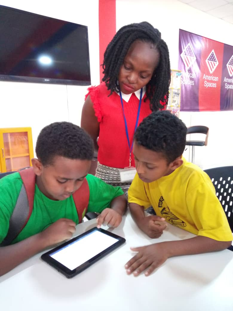 Collaboration With American Embassy to Scale STEM Education